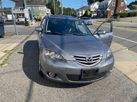 2006 Mazda MAZDA3 for sale at Emory Street Auto Sales and Service in Attleboro MA