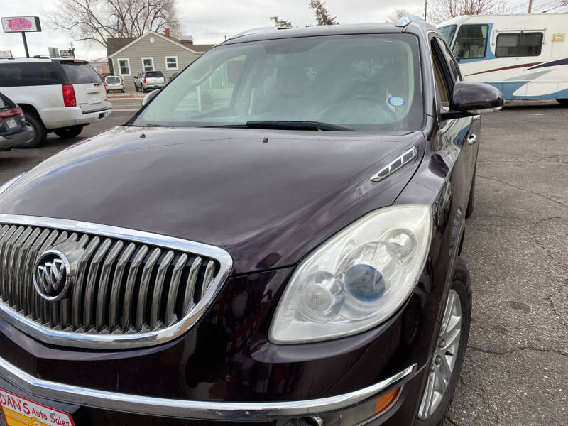 2009 Buick Enclave for sale at Dan's Auto Sales in Grand Junction CO