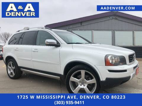 2009 Volvo XC90 for sale at A & A AUTO LLC in Denver CO