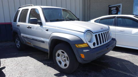 2007 Jeep Liberty for sale at ARP in Waukesha WI