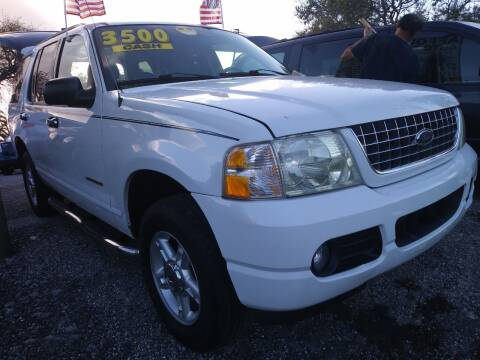 2004 Ford Explorer for sale at AFFORDABLE AUTO SALES OF STUART in Stuart FL