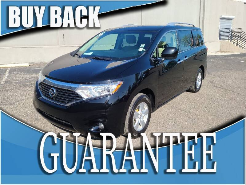 2016 Nissan Quest for sale in Las Vegas, NV