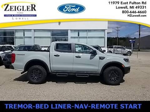 2021 Ford Ranger for sale at Zeigler Ford of Plainwell- Jeff Bishop in Plainwell MI