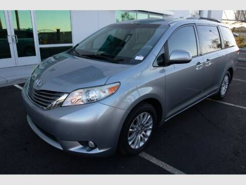 2011 Toyota Sienna for sale at REVEURO in Las Vegas NV