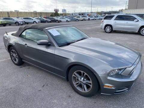 2013 Ford Mustang for sale at Allen Turner Hyundai in Pensacola FL