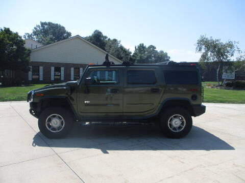 2003 HUMMER H2 for sale at Lease Car Sales 2 in Warrensville Heights OH