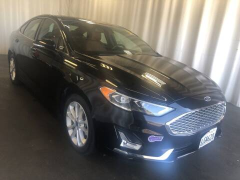 2019 Ford Fusion Energi for sale at CENTURY MOTORS in Fresno CA