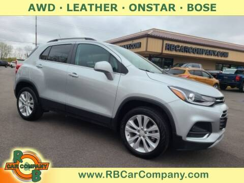 2020 Chevrolet Trax for sale at R & B Car Company in South Bend IN