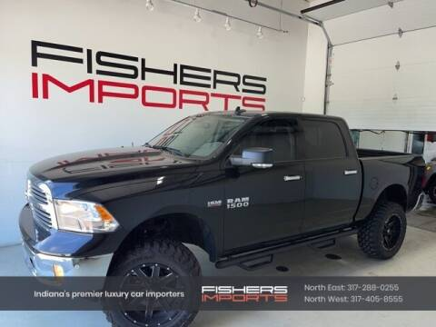 2017 RAM Ram Pickup 1500 for sale at Fishers Imports in Fishers IN