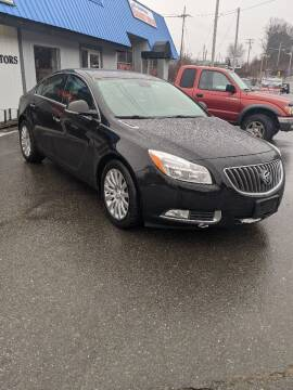 2013 Buick Regal for sale at WEB NIK Motors in Fitchburg MA