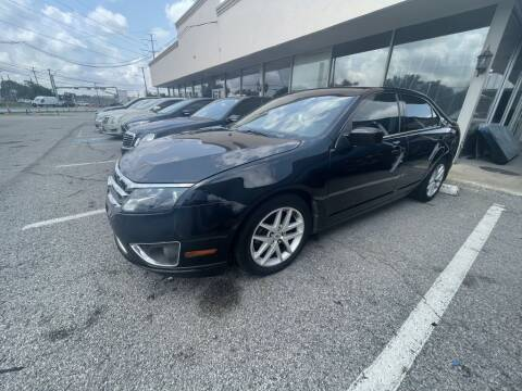 2010 Ford Fusion for sale at Flash Auto Sales in Garland TX