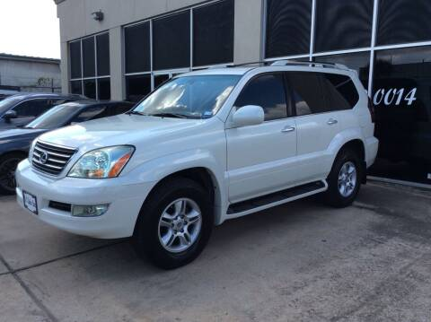 2009 Lexus GX 470 for sale at SC SALES INC in Houston TX