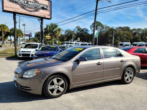 2010 Chevrolet Malibu for sale at Trust Motors in Jacksonville FL
