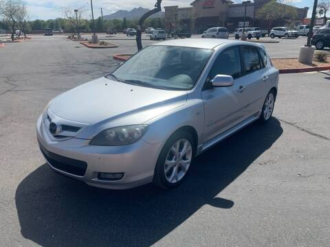 2009 Mazda MAZDA3 for sale at San Tan Motors in Queen Creek AZ