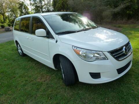 2009 Volkswagen Routan for sale at Kaners Motor Sales in Huntingdon Valley PA