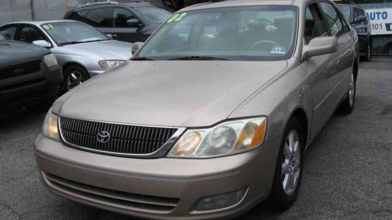 2002 Toyota Avalon for sale at JERRY'S AUTO SALES in Staten Island NY