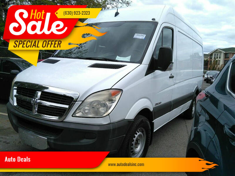 2007 Dodge Sprinter Cargo for sale at Auto Deals in Roselle IL