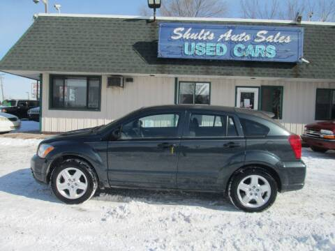 2008 Dodge Caliber for sale at SHULTS AUTO SALES INC. in Crystal Lake IL