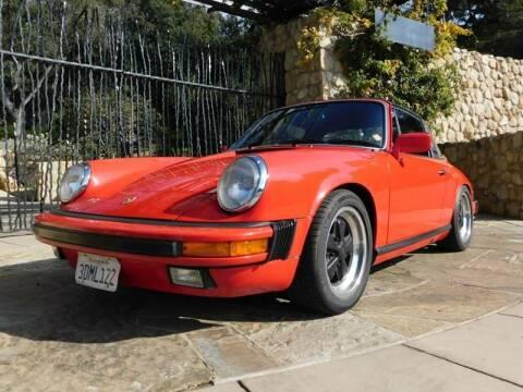 1976 Porsche 911 for sale at Milpas Motors in Santa Barbara CA
