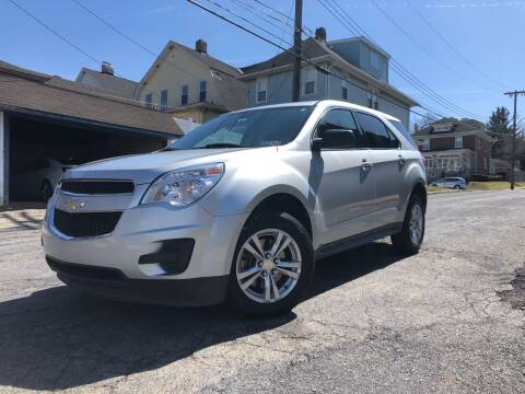 2010 Chevrolet Equinox for sale at Keystone Auto Center LLC in Allentown PA