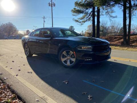 2018 Dodge Charger for sale at THE AUTO FINDERS in Durham NC