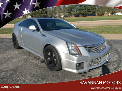 2013 Cadillac CTS-V for sale at Savannah Motors in Cahokia IL