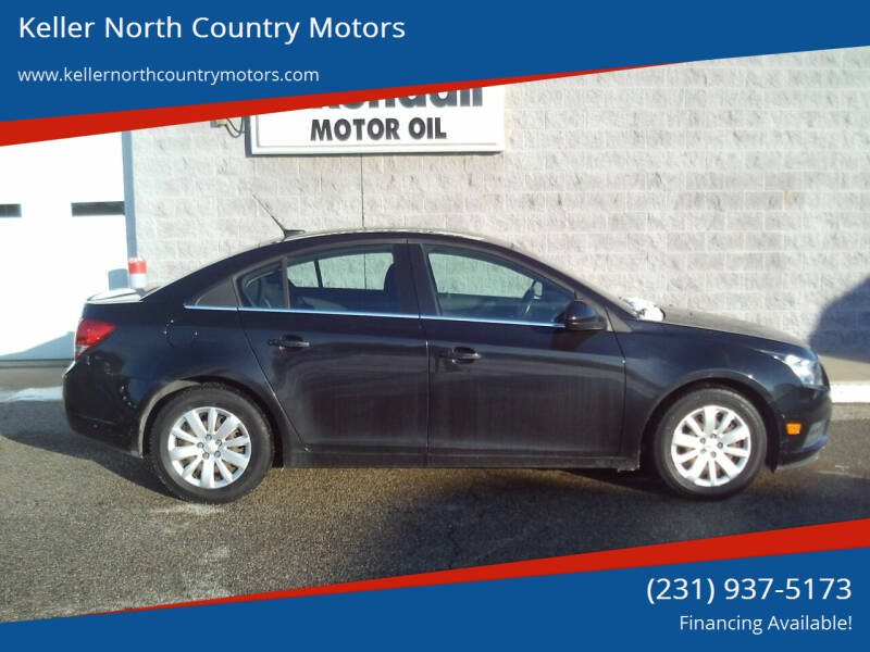 2011 Chevrolet Cruze for sale at Keller North Country Motors in Howard City MI