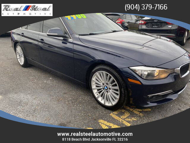2013 BMW 3 Series for sale at Real Steel Automotive in Jacksonville FL
