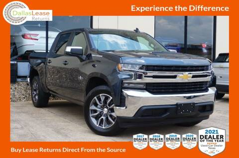 2020 Chevrolet Silverado 1500 for sale at Dallas Auto Finance in Dallas TX