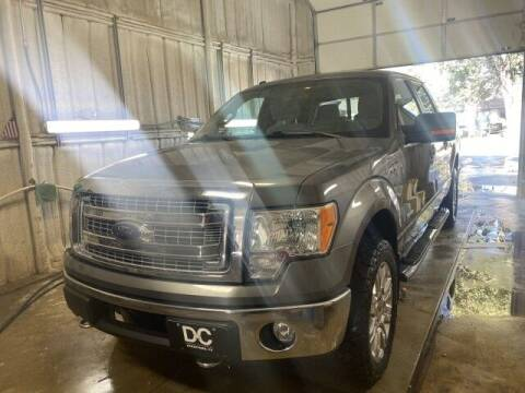 2013 Ford F-150 for sale at Bulldog Motor Company in Borger TX