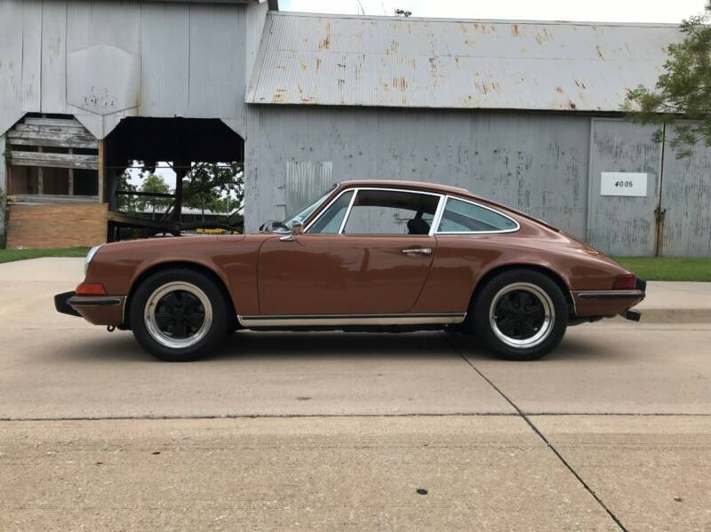 1973 Porsche 911 for sale at Enthusiast Motorcars of Texas in Rowlett TX