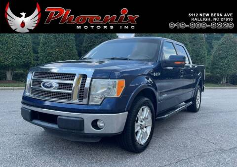 2011 Ford F-150 for sale at Phoenix Motors Inc in Raleigh NC