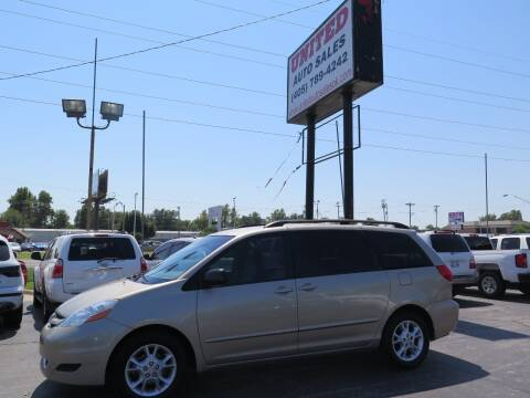 2009 Toyota Sienna for sale at United Auto Sales in Oklahoma City OK