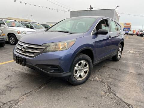 2014 Honda CR-V for sale at Fine Auto Sales in Cudahy WI