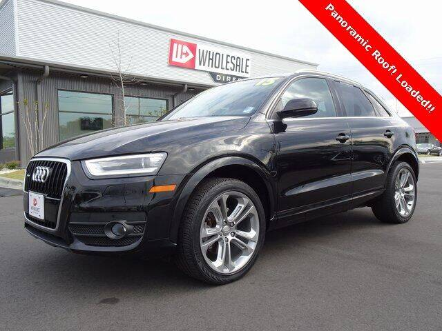 2015 Audi Q3 for sale at Wholesale Direct in Wilmington NC