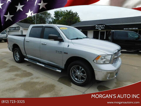 2014 RAM Ram Pickup 1500 for sale at Morgan's Auto Inc in Paoli IN