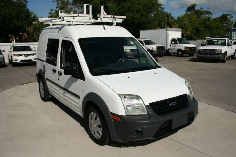 2013 Ford Transit Connect for sale at Mike's Trucks & Cars in Port Orange FL