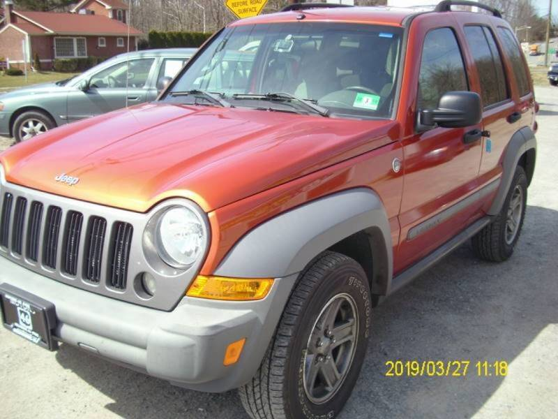 2005 Jeep Liberty for sale at Motors 46 in Belvidere NJ