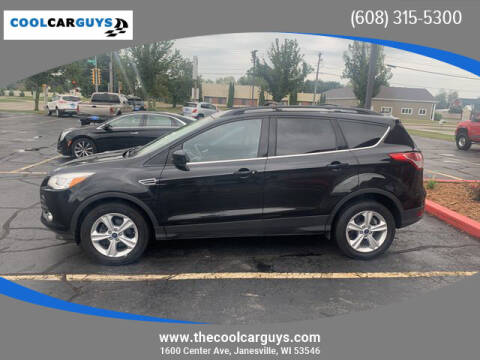 2013 Ford Escape for sale at Cool Car Guys in Janesville WI