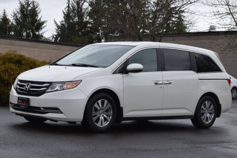 2016 Honda Odyssey for sale at Beaverton Auto Wholesale LLC in Aloha OR