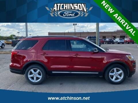 2019 Ford Explorer for sale at Atchinson Ford Sales Inc in Belleville MI