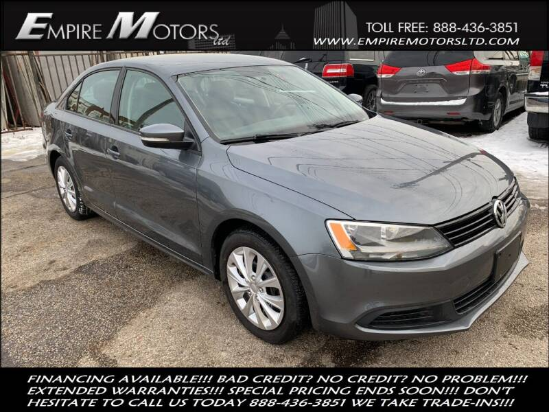 2014 Volkswagen Jetta for sale at Empire Motors LTD in Cleveland OH