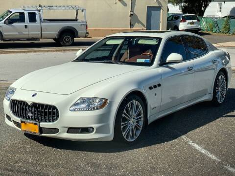 2010 Maserati Quattroporte for sale at Jerusalem Auto Inc in North Merrick NY