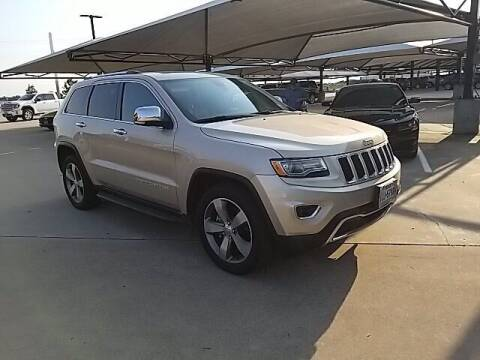 2015 Jeep Grand Cherokee for sale at Jerry's Buick GMC in Weatherford TX