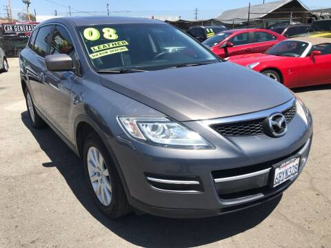 2008 Mazda CX-9 for sale at CAR GENERATION CENTER, INC. in Los Angeles CA
