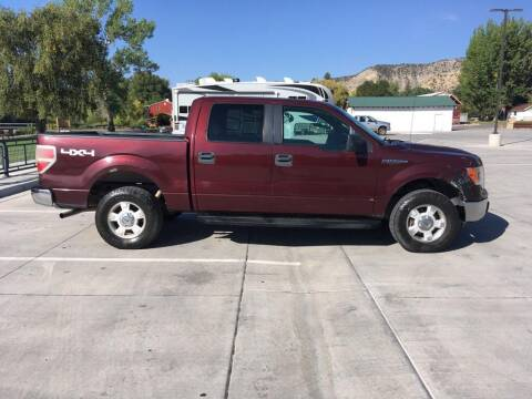 2009 Ford F-150 for sale at Northwest Auto Sales & Service Inc. in Meeker CO