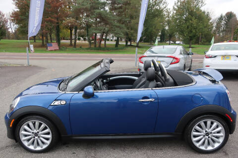 2012 MINI Cooper Roadster for sale at GEG Automotive in Gilbertsville PA