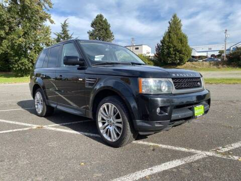 2011 Land Rover Range Rover Sport for sale at Sunset Auto Wholesale in Tacoma WA