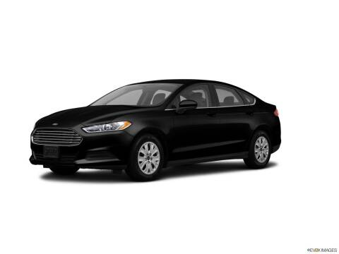 2013 Ford Fusion for sale at West Motor Company in Hyde Park UT