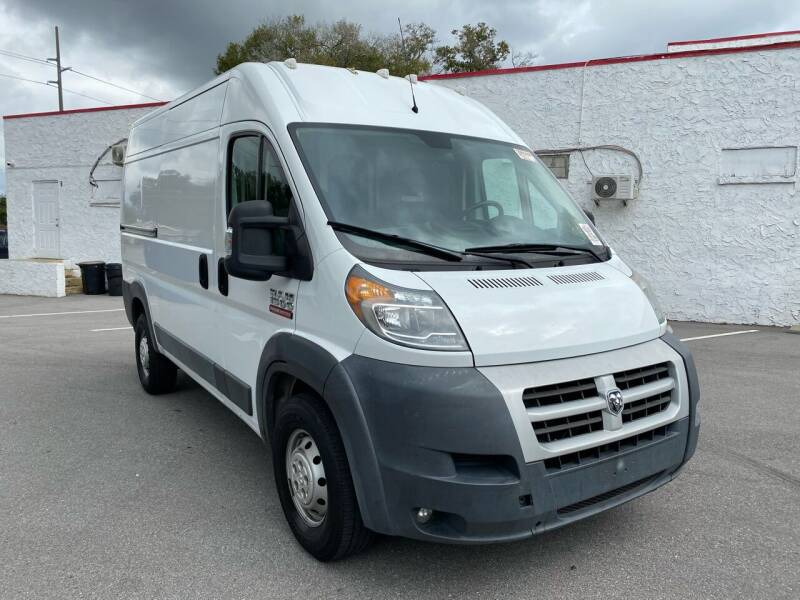 2014 RAM ProMaster Cargo for sale at LUXURY AUTO MALL in Tampa FL